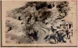 ELF attack railway 29 Dec 1970