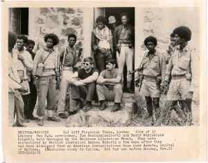 ELF with hostages 2 Nov 1975