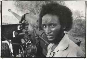 EPLF fighter Massawa 29 June 1990