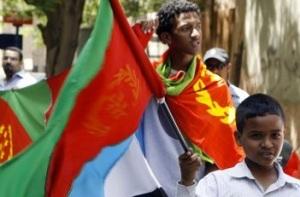 Eritreans protest Cairo