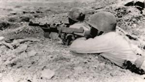 Ethiopian troops face Somali forces