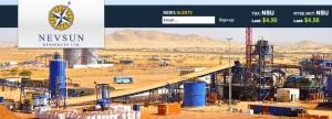 Nevsun operations Eritrea