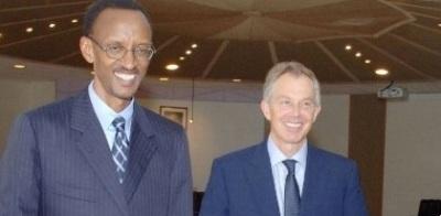 Kagame & Blair