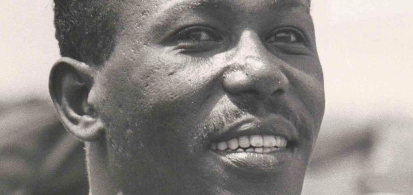 Mengistu close up