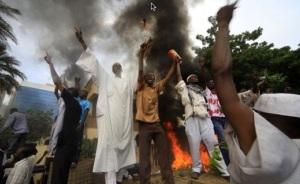 Khartoum protest 2