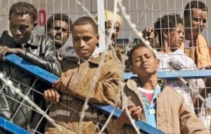 Negev detainees