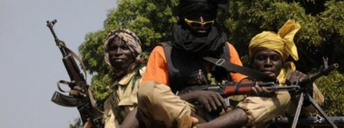 Central African Rebels
