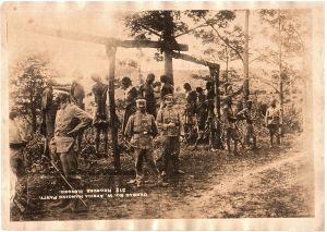 German SWA hanging 312 negroes