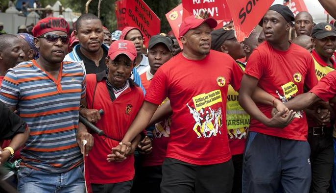 Numsa March