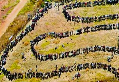 SA Votes 1994