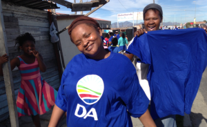 DA Phillipi campaigning