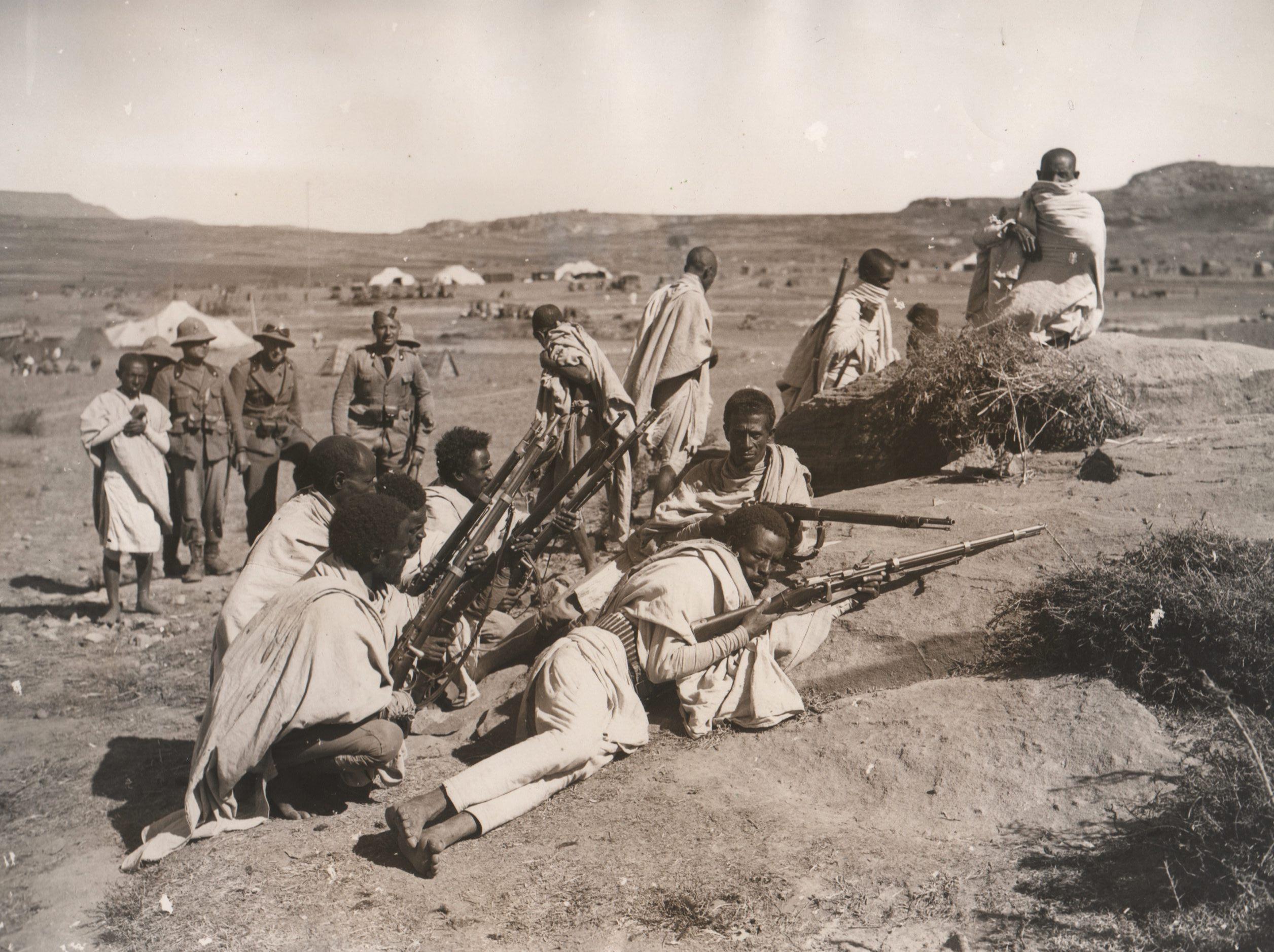 who won the second italo ethiopian war