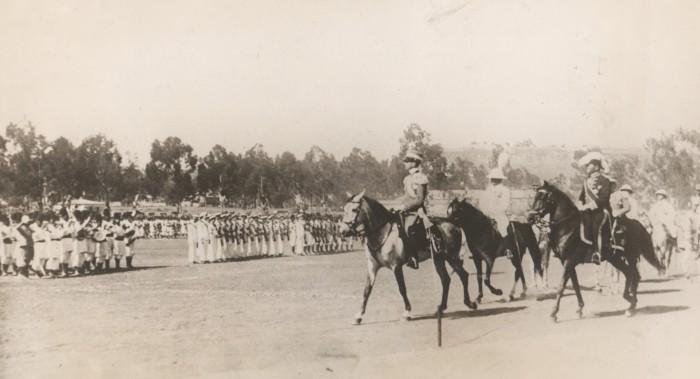 Italian prince in Asmara 1928