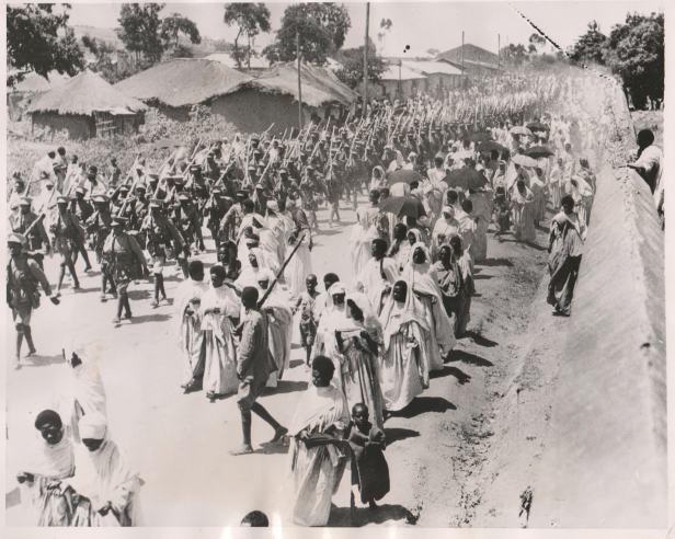 Ethiopia Army Harar 1
