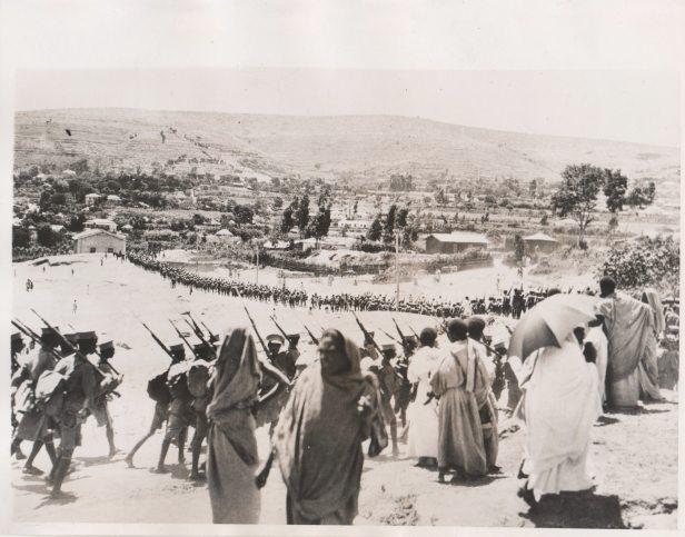 Ethiopia Army Harar 2