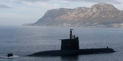 South African submarine