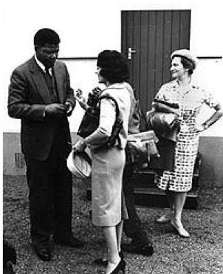 Ruth First Nelson Mandela
