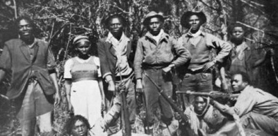 Kenya women Mau Mau