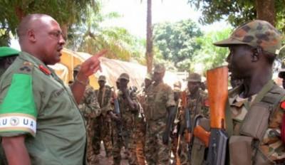 Brigadier General Sam Kavuma