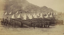 Belooch (Indian) regiment