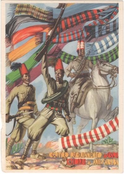 Italian troops Ethiopia
