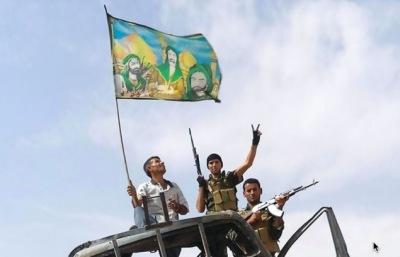 Fighters Iraq