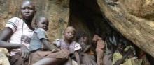 Nuba Mountains refugees