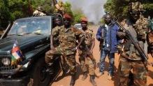 Seleka rebels CAR