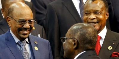Bashir at SA AU Summit