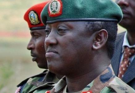 Emmanuel Karenzi Karake,