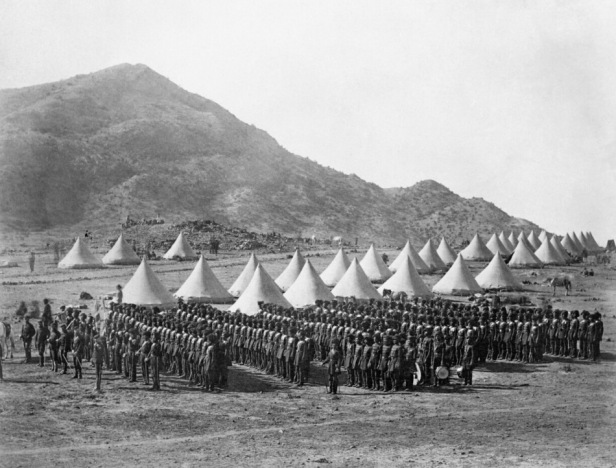 IWM photo Ethiopian Expedition