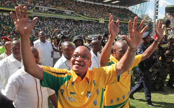 Zuma ANC