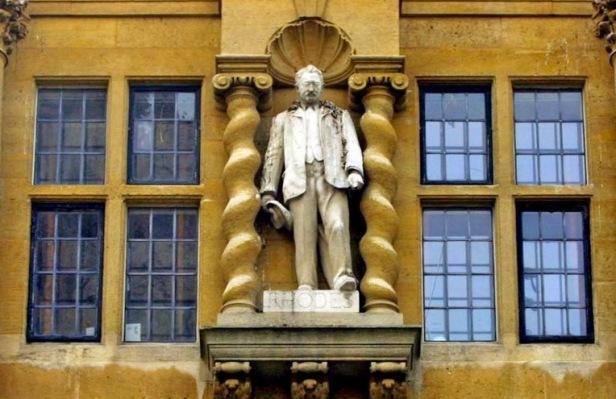Cecil Rhodes Oriel College Oxford