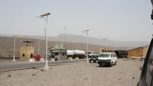 Ethiopia - Djibouti border