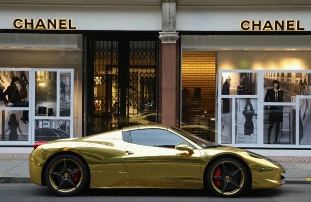 Rich London