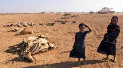 Ethiopia drought victims