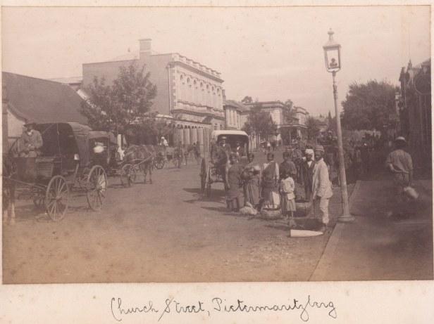 Indians Pietermaritzburg, Church Street