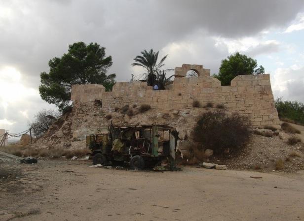 Ras Almargeb fort