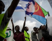 Demonstration Israel