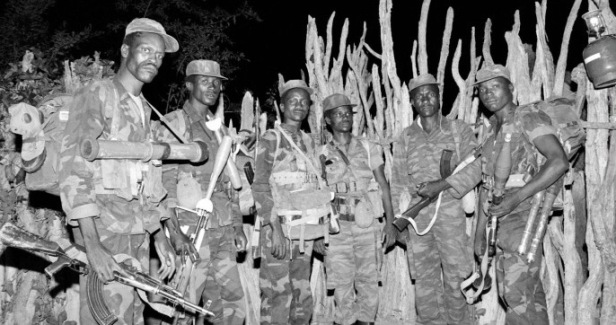 Swapo fighters