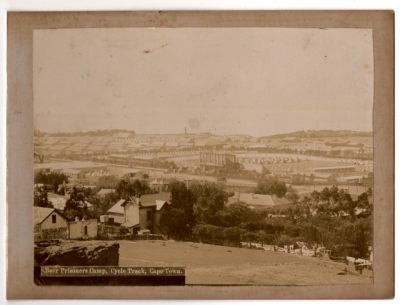 Boer Prison Camp Cape Town