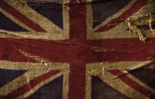 Tattered Union Jack