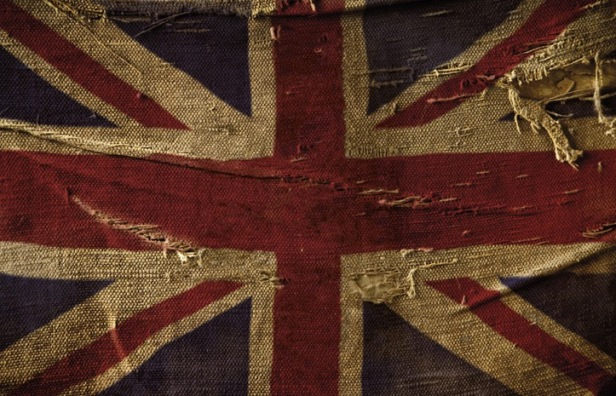 Tattered Union Jack