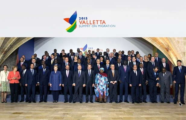 EU Africa Valletta summit