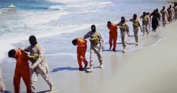 ISIS Eritreans Libya