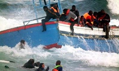 Libya People Smuggling