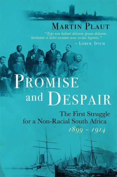 Cover Promise and Despair