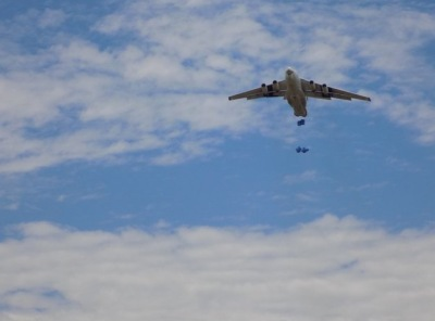 Airdrop Aweil WFP 1