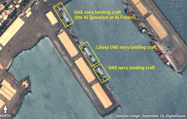 UAE base Assab