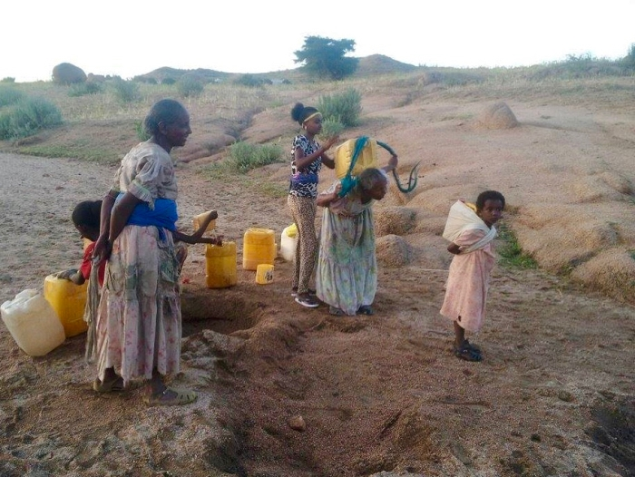 Eritrea drought, malnutrition and cholera